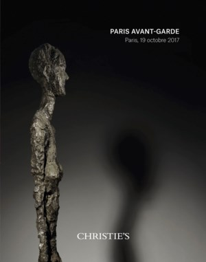 Paris Avant-Garde  auction at Christies