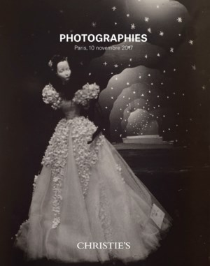 Photographies auction at Christies