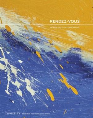 Rendez-Vous - Intérieurs Conte auction at Christies