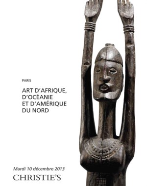 Art d'Afrique, d'Océanie et d' auction at Christies