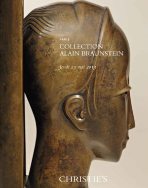 Collection Alain Braunstein auction at Christies