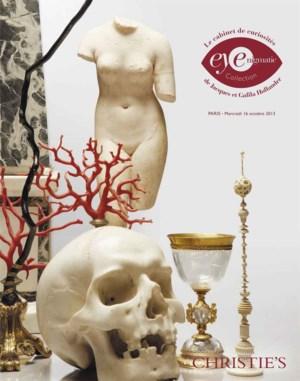 Le cabinet de curiosités de Ja auction at Christies