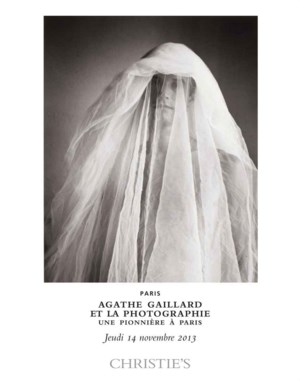 Agathe Gaillard et la photogra auction at Christies