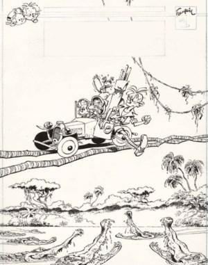 Bande Dessinée et Illustration auction at Christies