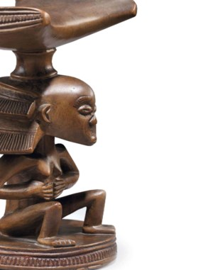 Art Africain : Oeuvres provena auction at Christies