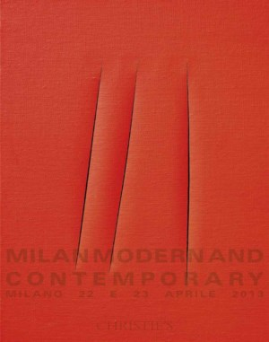 Milan Modern and Contemporary  auction at Christies
