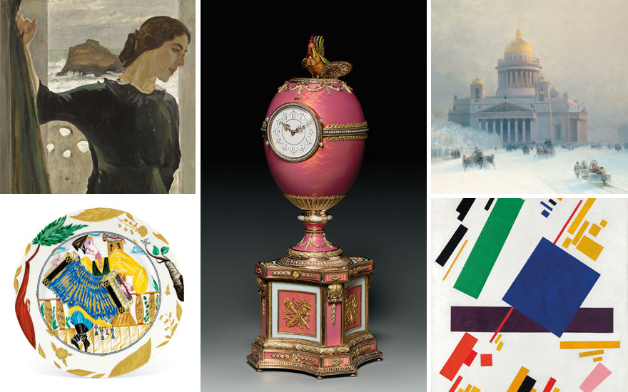 Russian art: 50 years of masterpieces at Christie's | Christie's