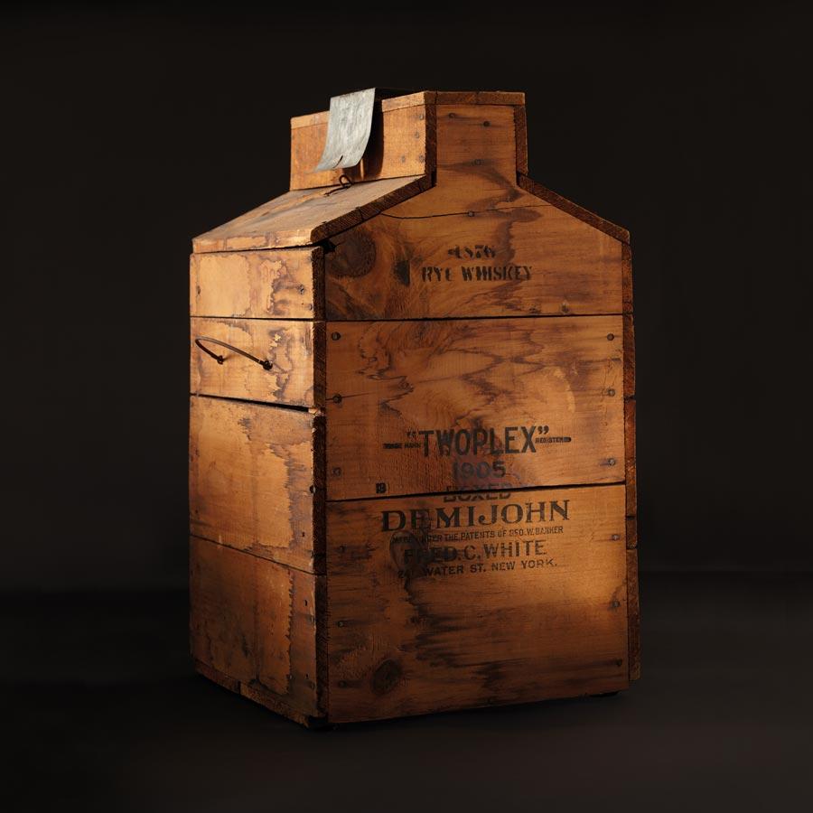 Twoplex, Rye Whiskey 1876