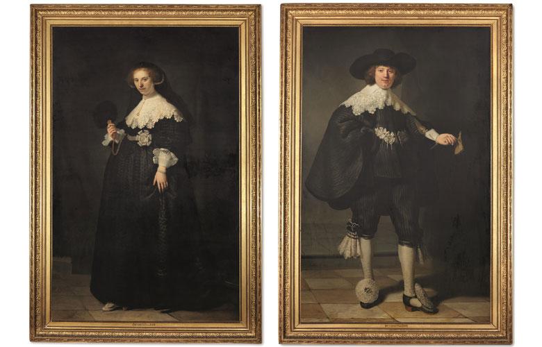 Rembrandt Harmensz Van Rijn (L