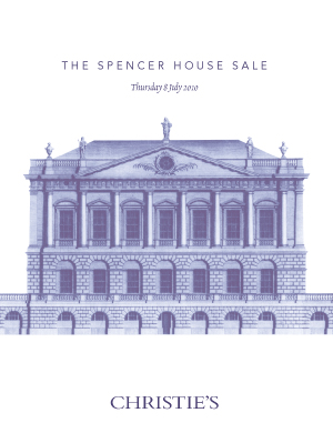 The Spencer House sale
