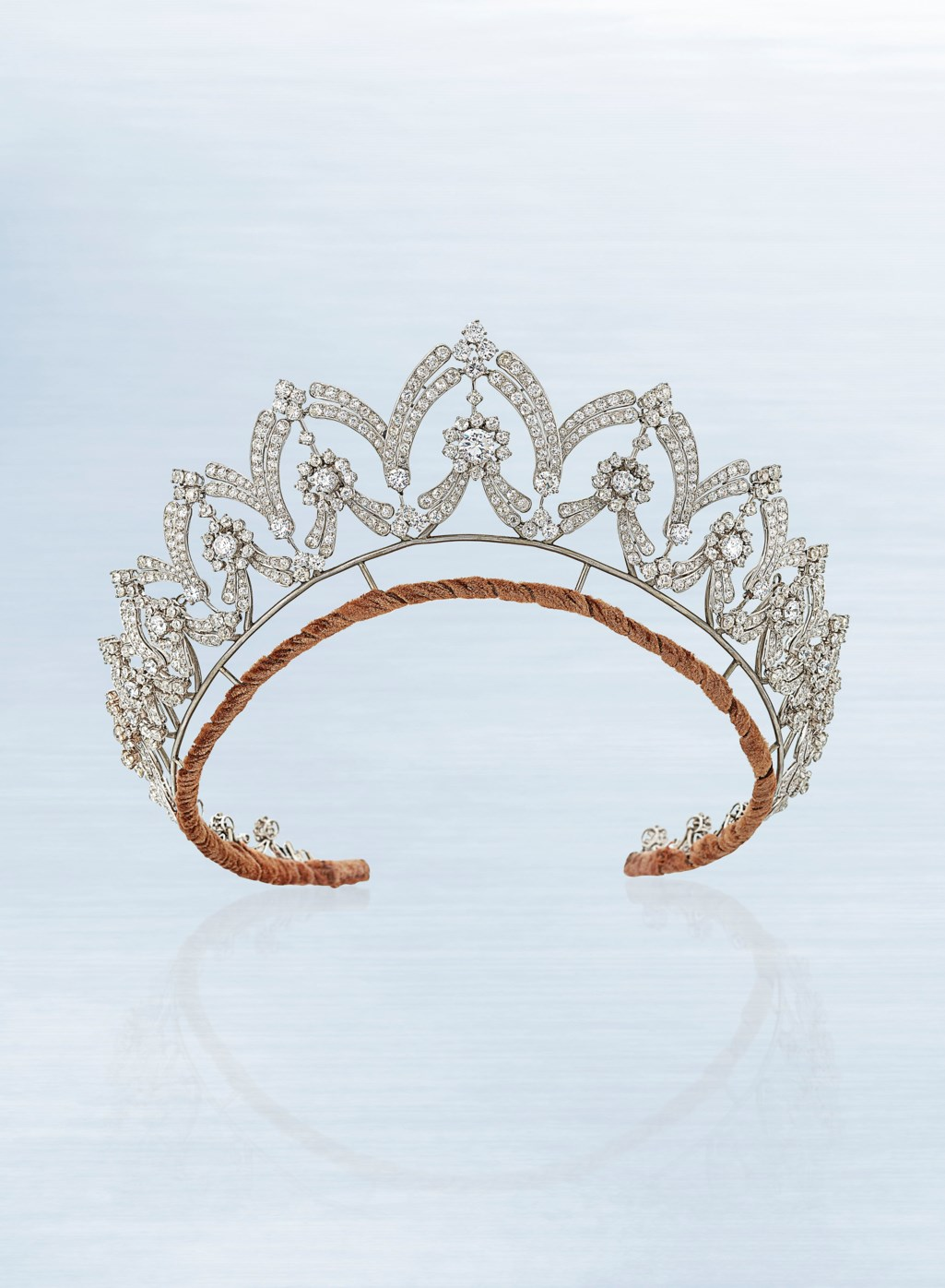 ART DÉCO DIAMOND TIARA/NECKLACE, BOUCHERON