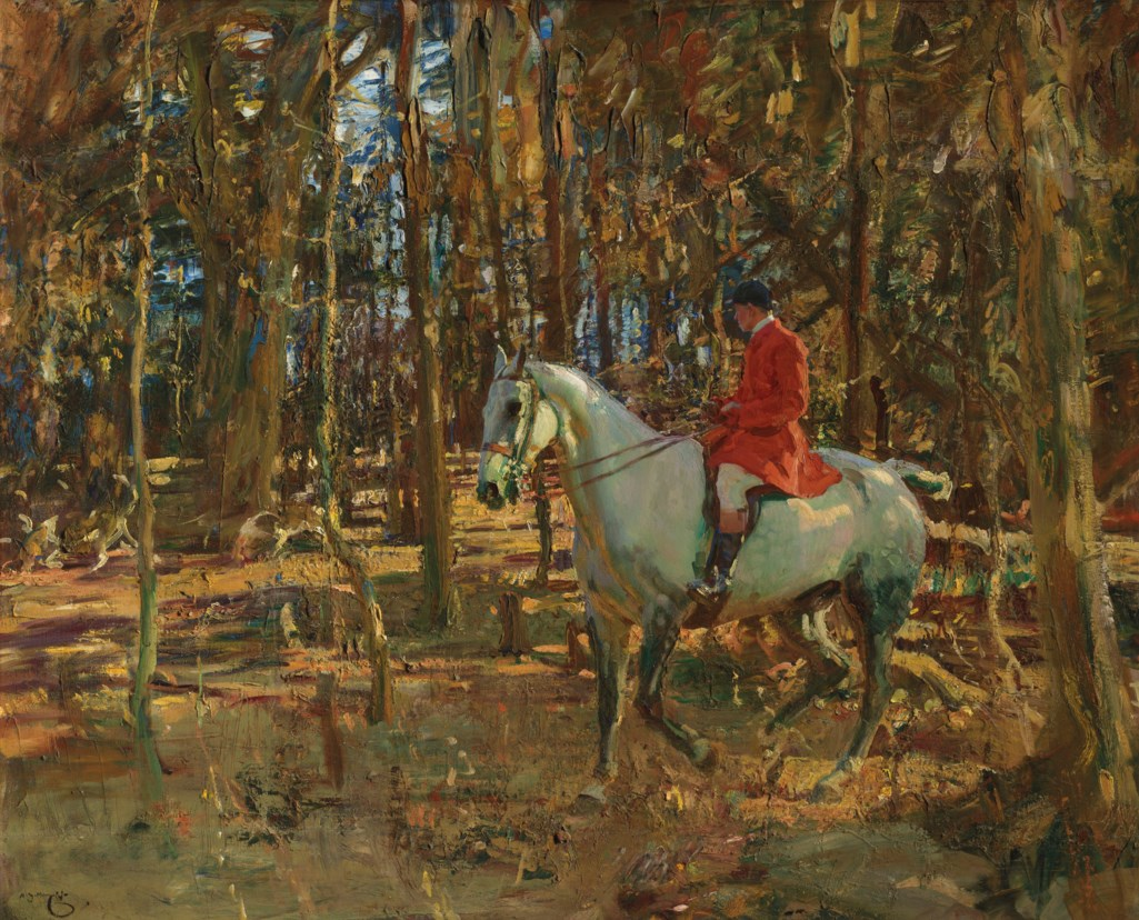 Sir Alfred James Munnings, P.R.A., R.W.S. (1878-1959)