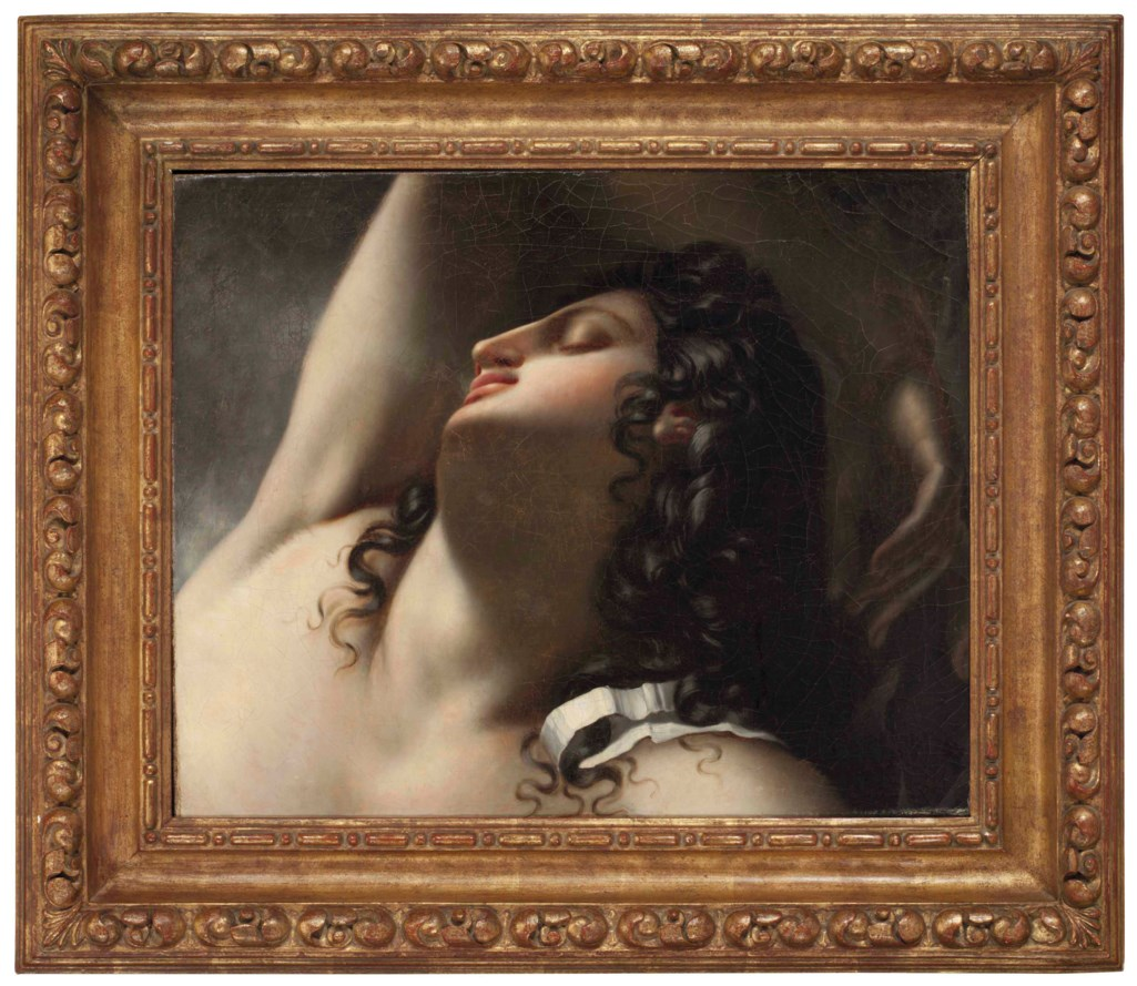Attributed to Anne-Louis Girodet de Roucy-Trioson (French, 1767-1824)
