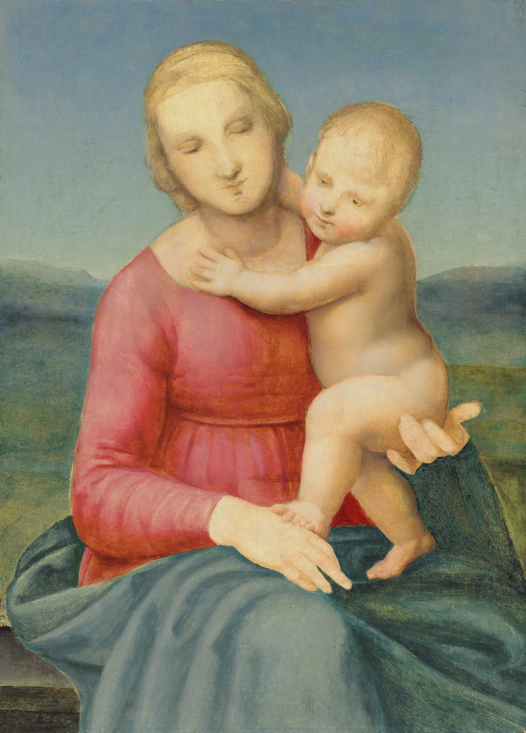 Attributed to Raffaello Sanzio, called Raphael (Urbino 1483-1520 Rome) or a close associate