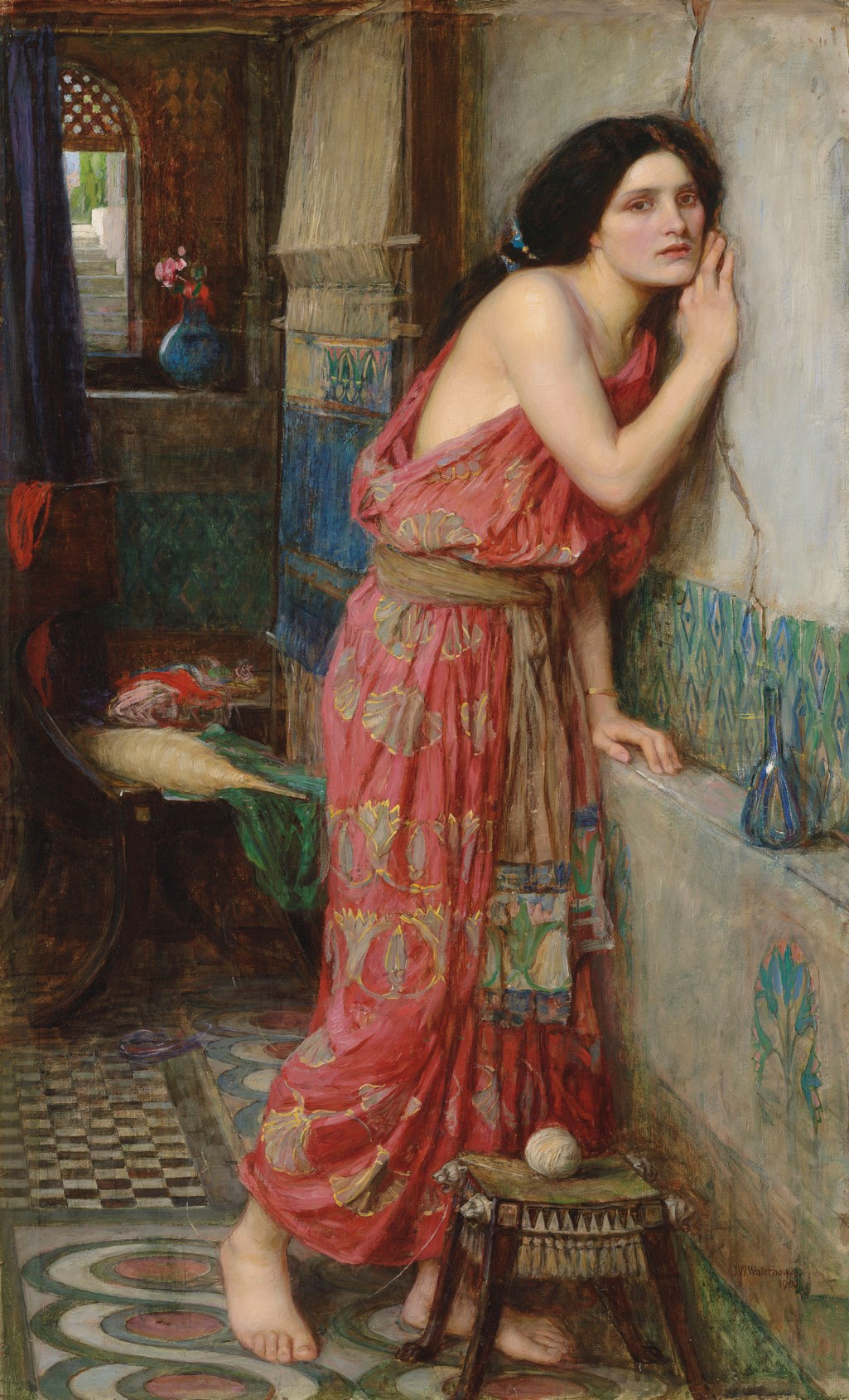 John William Waterhouse, R.A. (British, 1849-1917)