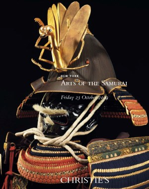 Arts of the Samurai  auction at Christies