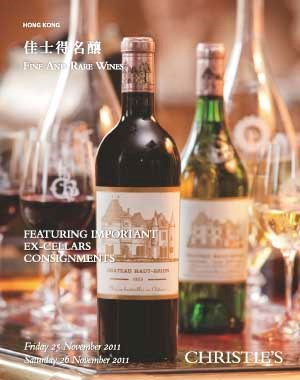 Fine and Rare Wines featuring Important Ex-Cellars Consignments