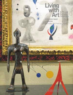 Living With Art - A Private Eu auction at Christies