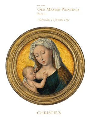 Old Master Paintings Part I auction at Christies