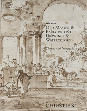 Old Master & Early British Drawings & Watercolors