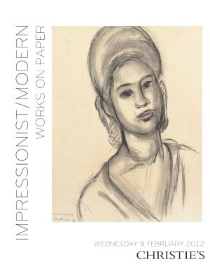 Impressionist / Modern Works o auction at Christies