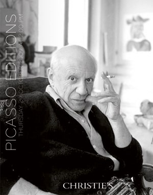 Picasso Editions auction at Christies