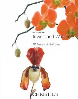 Amsterdam Jewels and Watches auction at Christies