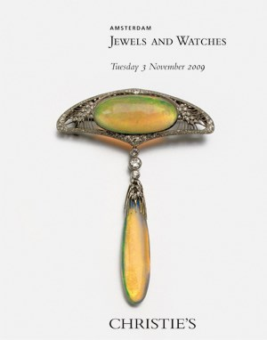 Jewels and Watches auction at Christies