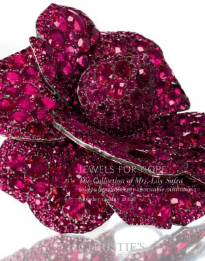 Jewels for Hope: The Collectio auction at Christies