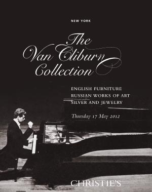 The Van Cliburn Collection auction at Christies