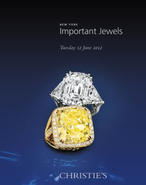 New York Important Jewels auction at Christies