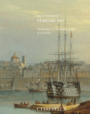 Maritime Art auction at Christies