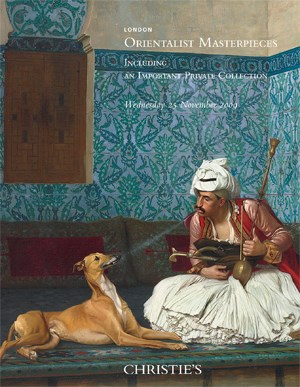 Orientalist Masterpieces Inclu auction at Christies