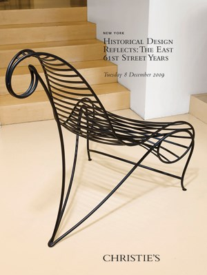 Historical Design Reflects: Th auction at Christies