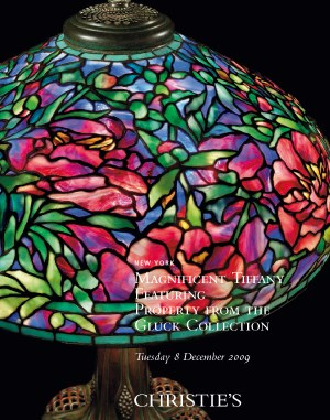 Magnificent Tiffany Featuring  auction at Christies