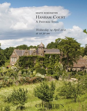 Hanham Court - A Pastoral Idyl auction at Christies