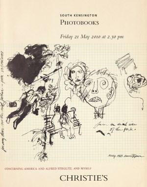 Photobooks auction at Christies