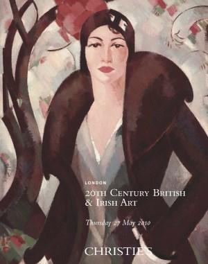 20th Century British  & Irish  auction at Christies