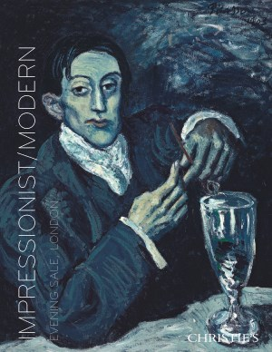 Impressionist/Modern  Evening  auction at Christies
