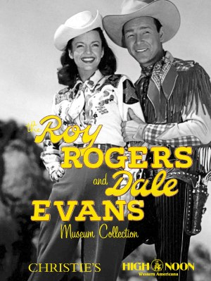 The Roy Rogers & Dale Evans Mu auction at Christies