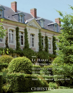 Le Haras dEstimauville ; Oeuvr auction at Christies