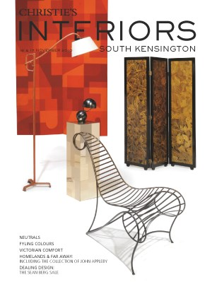Dealing Design: The Sean Berg  auction at Christies