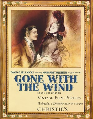 Vintage Film Posters auction at Christies