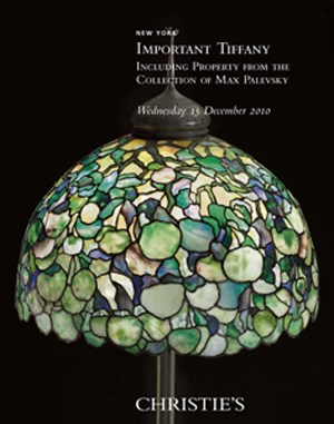 Important Tiffany Including Pr auction at Christies