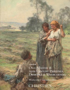 Old Master & 19th Century Pain auction at Christies