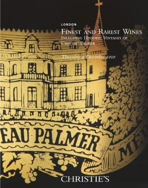 Finest and Rarest Wines Including Historic Vintages of Chateau Palmer