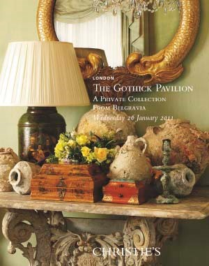 The Gothick Pavilion - A Priva auction at Christies