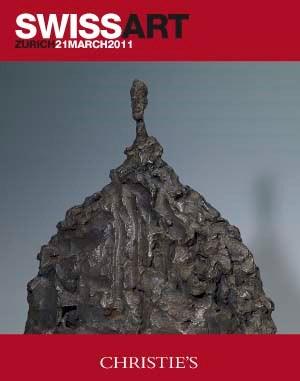 Swiss Art auction at Christies