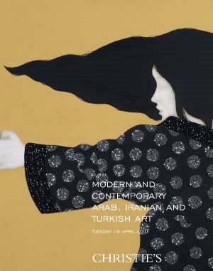 Modern and Contemporary Arab,  auction at Christies