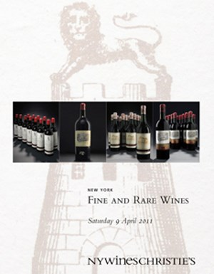 Fine & Rare Wines featuring selections from Paul Mann and Lake Placid Lodge